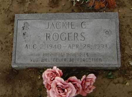 ROGERS, JACKIE C. - Lawrence County, Arkansas   JACKIE C. ROGERS - Arkansas Gravestone Photos
