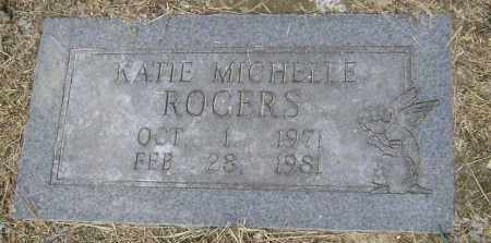 ROGERS, KATIE MICHELLE - Lawrence County, Arkansas | KATIE MICHELLE ROGERS - Arkansas Gravestone Photos
