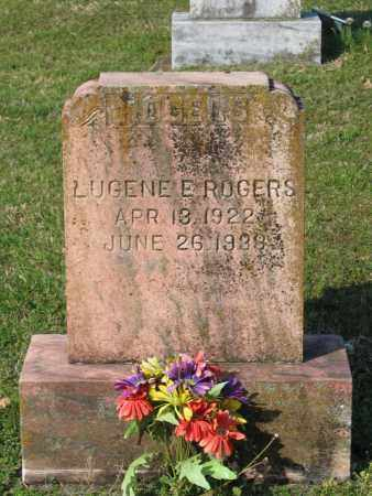 ROGERS, LUGENE - Lawrence County, Arkansas | LUGENE ROGERS - Arkansas Gravestone Photos