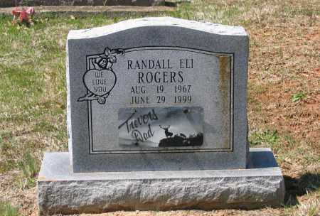 ROGERS, RANDALL ELI - Lawrence County, Arkansas | RANDALL ELI ROGERS - Arkansas Gravestone Photos