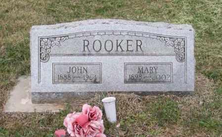 ROOKER, MARY C. - Lawrence County, Arkansas | MARY C. ROOKER - Arkansas Gravestone Photos