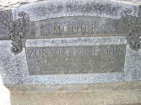MORSE, ZONIA MAE ASHLOCK ROOTS - Lawrence County, Arkansas | ZONIA MAE ASHLOCK ROOTS MORSE - Arkansas Gravestone Photos