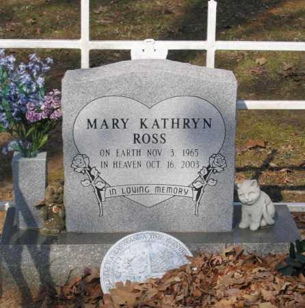 ROSS, MARY KATHRYN - Lawrence County, Arkansas | MARY KATHRYN ROSS - Arkansas Gravestone Photos