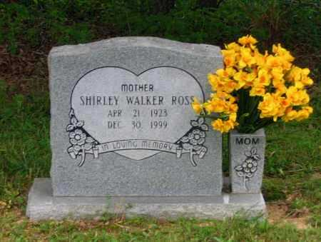 ROSS, SHIRLEY - Lawrence County, Arkansas | SHIRLEY ROSS - Arkansas Gravestone Photos