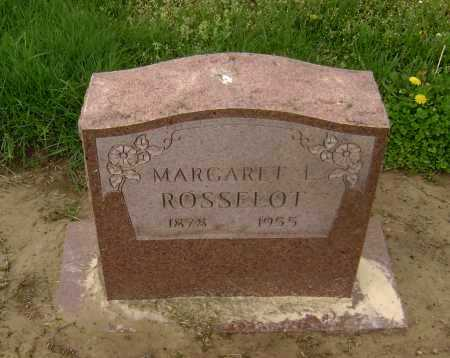 ROSSELOT, MARGARET L. - Lawrence County, Arkansas | MARGARET L. ROSSELOT - Arkansas Gravestone Photos