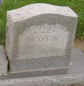 ROSSELOT, PEARL N. - Lawrence County, Arkansas   PEARL N. ROSSELOT - Arkansas Gravestone Photos
