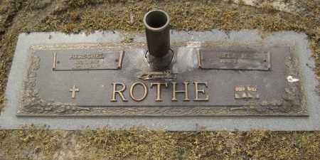 ROTHE, LELA M. - Lawrence County, Arkansas   LELA M. ROTHE - Arkansas Gravestone Photos