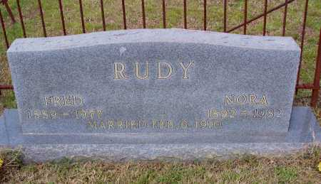 TAYLOR RUDY, NORA FRANCES - Lawrence County, Arkansas | NORA FRANCES TAYLOR RUDY - Arkansas Gravestone Photos