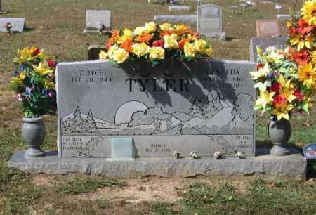 RICHEY RUNYAN, GENELDA ANN - Lawrence County, Arkansas | GENELDA ANN RICHEY RUNYAN - Arkansas Gravestone Photos