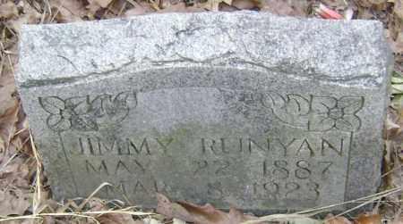 "RUNYAN, JAMES R. ""JIMMY"" - Lawrence County, Arkansas | JAMES R. ""JIMMY"" RUNYAN - Arkansas Gravestone Photos"