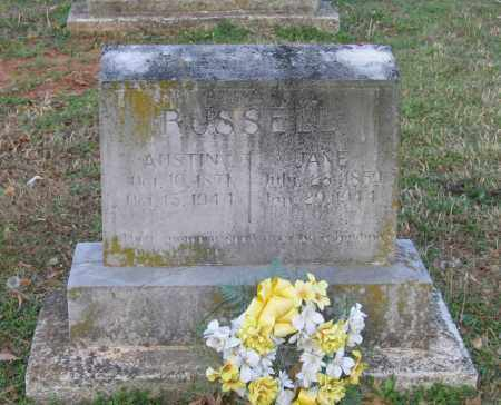 ROGERS, LUCY JANE - Lawrence County, Arkansas | LUCY JANE ROGERS - Arkansas Gravestone Photos