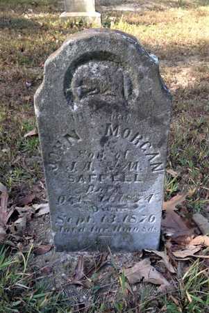 SAFFELL, JOHN MORGAN - Lawrence County, Arkansas   JOHN MORGAN SAFFELL - Arkansas Gravestone Photos