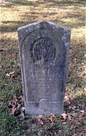 SAFFELL, JAMES WESLEY - Lawrence County, Arkansas | JAMES WESLEY SAFFELL - Arkansas Gravestone Photos