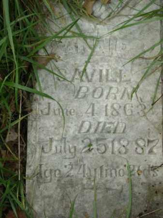 SAVILL, ANNIE - Lawrence County, Arkansas   ANNIE SAVILL - Arkansas Gravestone Photos