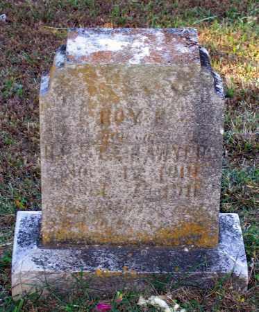 SAWYER, ROY F. - Lawrence County, Arkansas | ROY F. SAWYER - Arkansas Gravestone Photos