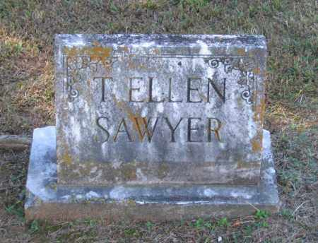 ALLS SAWYER, TENNESSEE ELLEN - Lawrence County, Arkansas | TENNESSEE ELLEN ALLS SAWYER - Arkansas Gravestone Photos