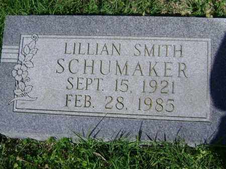 SMITH SCHUMAKER, LILLIAN - Lawrence County, Arkansas   LILLIAN SMITH SCHUMAKER - Arkansas Gravestone Photos