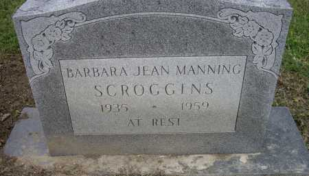 SCROGGINS, BARBARA JEAN - Lawrence County, Arkansas | BARBARA JEAN SCROGGINS - Arkansas Gravestone Photos