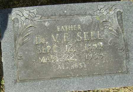 SEEL, MD, V. F. - Lawrence County, Arkansas | V. F. SEEL, MD - Arkansas Gravestone Photos