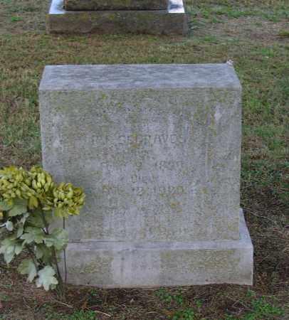 SEGRAVES, REUBEN FRANK - Lawrence County, Arkansas | REUBEN FRANK SEGRAVES - Arkansas Gravestone Photos