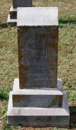 GOODWIN SEGRAVES, ZELMA - Lawrence County, Arkansas   ZELMA GOODWIN SEGRAVES - Arkansas Gravestone Photos