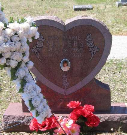 SELLERS, EVA-MARIE - Lawrence County, Arkansas   EVA-MARIE SELLERS - Arkansas Gravestone Photos