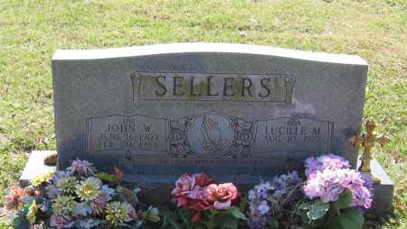 SELLERS, LUCILLE M. - Lawrence County, Arkansas | LUCILLE M. SELLERS - Arkansas Gravestone Photos
