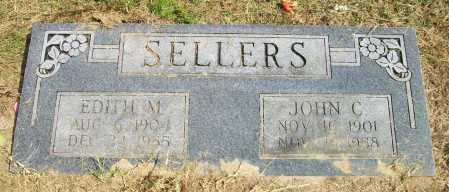 SELLERS, EDITH M. - Lawrence County, Arkansas   EDITH M. SELLERS - Arkansas Gravestone Photos
