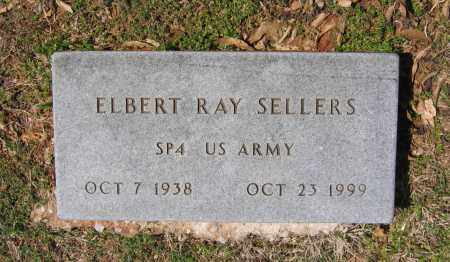 SELLERS (VETERAN), ELBERT RAY - Lawrence County, Arkansas | ELBERT RAY SELLERS (VETERAN) - Arkansas Gravestone Photos