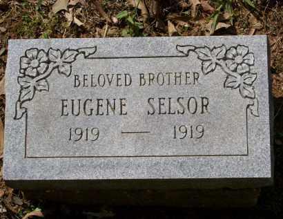 SELSOR, EUGENE - Lawrence County, Arkansas | EUGENE SELSOR - Arkansas Gravestone Photos
