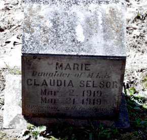SELSOR, MARIE - Lawrence County, Arkansas | MARIE SELSOR - Arkansas Gravestone Photos