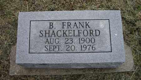 SHACKELFORD, B. FRANK - Lawrence County, Arkansas | B. FRANK SHACKELFORD - Arkansas Gravestone Photos