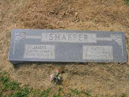 SHAFFER, HATTIE - Lawrence County, Arkansas | HATTIE SHAFFER - Arkansas Gravestone Photos