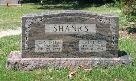 SHANKS, RUTH L. - Lawrence County, Arkansas | RUTH L. SHANKS - Arkansas Gravestone Photos