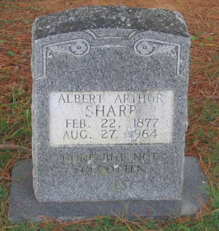SHARP, ALBERT ARTHUR - Lawrence County, Arkansas | ALBERT ARTHUR SHARP - Arkansas Gravestone Photos