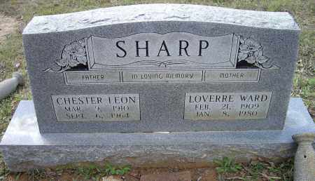 SHARP, OCCARA LOVERRE - Lawrence County, Arkansas | OCCARA LOVERRE SHARP - Arkansas Gravestone Photos