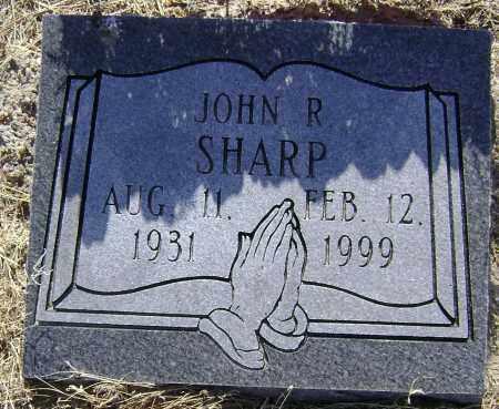 SHARP, JOHN RILEY - Lawrence County, Arkansas | JOHN RILEY SHARP - Arkansas Gravestone Photos