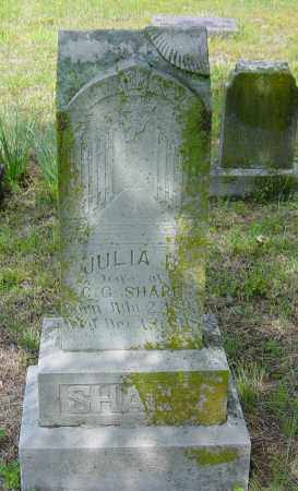FREEMAN SHARP, JULIA BELL - Lawrence County, Arkansas | JULIA BELL FREEMAN SHARP - Arkansas Gravestone Photos