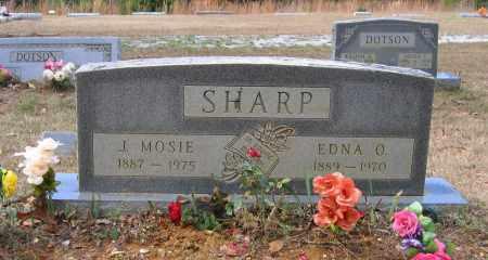 SHARP, EDNA B. - Lawrence County, Arkansas | EDNA B. SHARP - Arkansas Gravestone Photos
