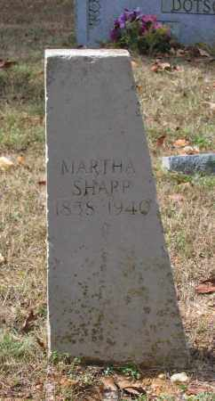 HOLDER SHARP, MARTHA ANN - Lawrence County, Arkansas | MARTHA ANN HOLDER SHARP - Arkansas Gravestone Photos