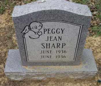 SHARP, PEGGY JEAN - Lawrence County, Arkansas | PEGGY JEAN SHARP - Arkansas Gravestone Photos