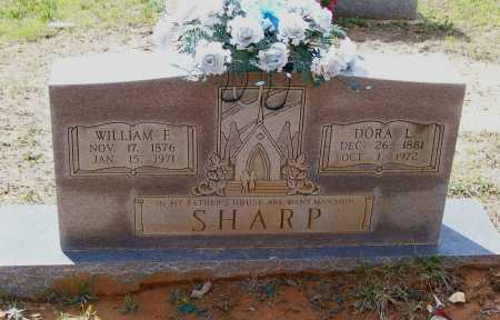 SHARP, WILLIAM FRANKLIN - Lawrence County, Arkansas | WILLIAM FRANKLIN SHARP - Arkansas Gravestone Photos