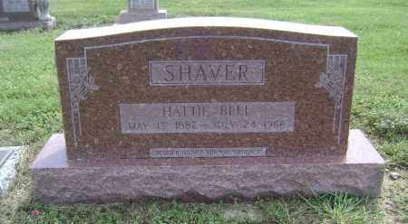 SHAVER, HATTIE BELL - Lawrence County, Arkansas | HATTIE BELL SHAVER - Arkansas Gravestone Photos