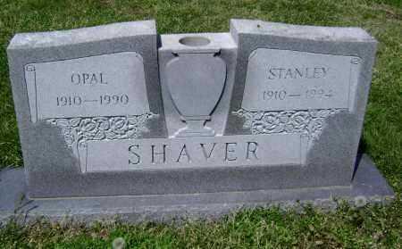 SHAVER, OPAL - Lawrence County, Arkansas | OPAL SHAVER - Arkansas Gravestone Photos