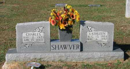 SHAWVER, CHARLES EDWARD - Lawrence County, Arkansas | CHARLES EDWARD SHAWVER - Arkansas Gravestone Photos