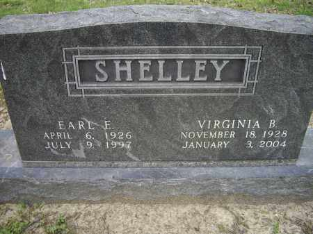 SHELLEY, VIRGINIA BLANCHE - Lawrence County, Arkansas | VIRGINIA BLANCHE SHELLEY - Arkansas Gravestone Photos