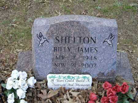 SHELTON, BILLY JAMES - Lawrence County, Arkansas | BILLY JAMES SHELTON - Arkansas Gravestone Photos
