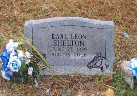 SHELTON, EARL LEON - Lawrence County, Arkansas   EARL LEON SHELTON - Arkansas Gravestone Photos