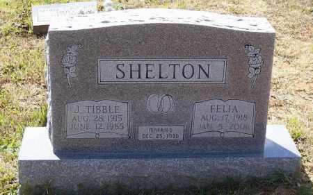 RUSSELL SHELTON, FELIA - Lawrence County, Arkansas | FELIA RUSSELL SHELTON - Arkansas Gravestone Photos
