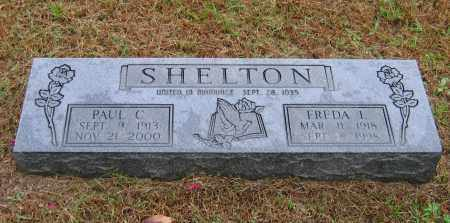 SHELTON, PAUL CLIFTON - Lawrence County, Arkansas | PAUL CLIFTON SHELTON - Arkansas Gravestone Photos